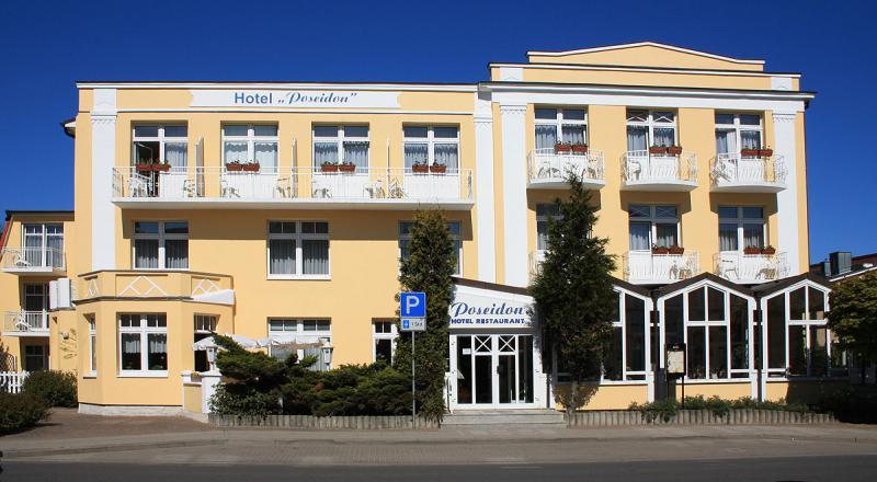 Hotel Poseidon in Kühlungsborn